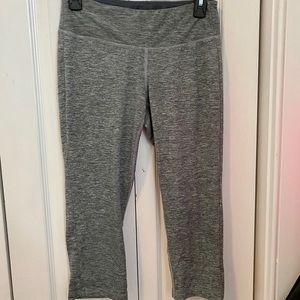New balance grey cropped leggings